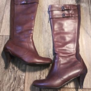 Cole Haan Nike Air Leather boots